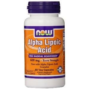 ALPHA LIPOIC ACID 600 mg -...