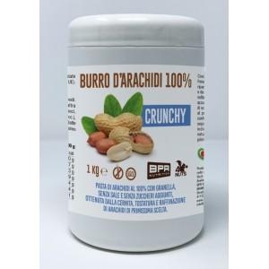 BURRO D'ARACHIDI 100% Kg 1...