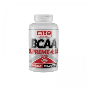 BCAA SUPREME 4:1:1 200cpr