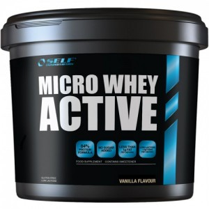 100% MICRO WHEY ACTIVE 4 kg