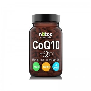CO Q10 200mg  60cps