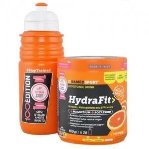 HYDRAFIT 400g+ BORRACCIA 550ml