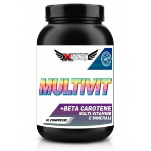 MULTIVIT + BETA CAROTENE 90cp
