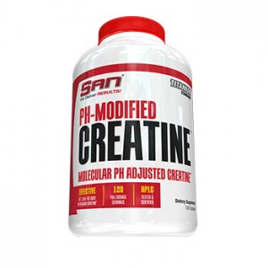 PH-MODIFIED CREATINE 120 cps