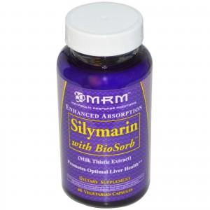 SILYMARIN 60 cps