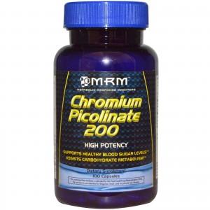 CHROMIUM PICOLINATE 200 100...