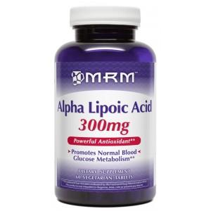 ALPHA LIPOIC ACID 300 mg 60...