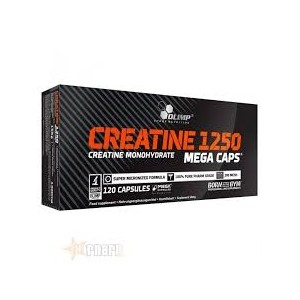 CREATINE 1250® Mega Caps...
