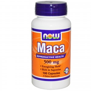 MACA 500 mg 100 cps