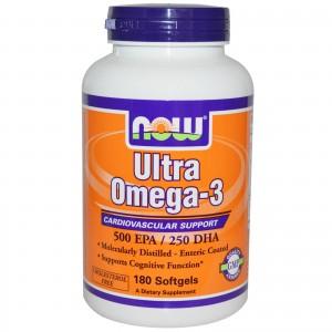 ULTRA OMEGA-3 180 softgel