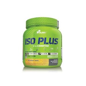 ISO PLUS® + L-Carnitine 700 g