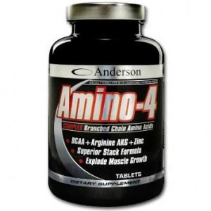 AMINO-4 COMPLEX 200 tabs