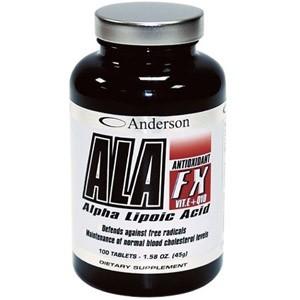 ALA-FX 100 tabs
