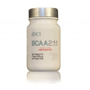 BCAA 2:1:1 100 cpr SCAD...