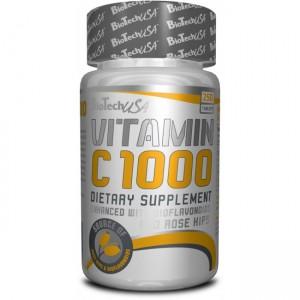 VITAMIN C 1000 250 cpr