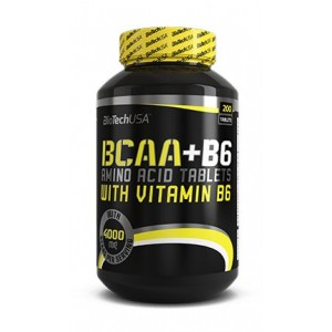 BCAA+B6 200 cpr