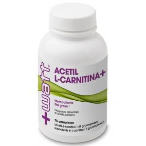 ACETIL L-CARNITINA 75 cpr
