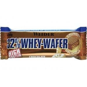 32% WHEY-WAFER BAR 24 X 35 g