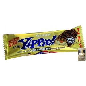 YIPPIE! BAR 12 X 70 g